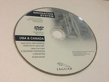 2007 2008 Jaguar XK XKR Navigation Disc DVD 898-BB *EAST* Map Released @ 9/2006