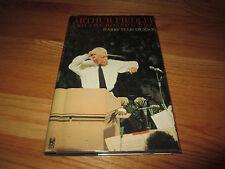 HARRY ELLIS DICKSON signed ARTHUR FIEDLER AND BOSTON POPS 1981 1st Ed Book