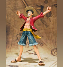One Piece Monkey D. Luffy Rufy Rubber Figuarts Zero Bandai Figure