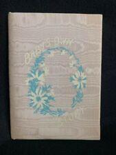 "Vintage 1939 Baby Book Unused Ruth Caroline Eger ""Baby's Own Story"""