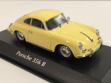 Maxichamps 940064300 Porsche 356 B 1961 Yellow 1:43 Scale