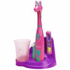 Bestron elektrische Kinderzahnbürstenset Zahnbürste Kinderbürste Pony DSA3500P