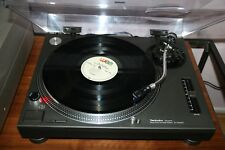 Technics SL-1210MK2 + Ortofon 2M Blue High End Plattenspieler gebraucht.