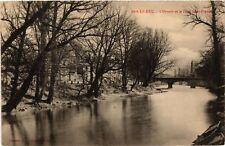 CPA  Bar-le-Duc - L'Ornain et le Pont Saint-Francois  (631123)