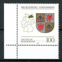 Bund MiNr. 1661 I Eckrand postfrisch MNH Plattenfehler (PL405