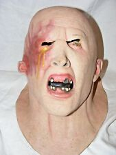 VINTAGE JEREMY BOHR LATEX MASK 2005 SIGNED HORROR HALLOWEEN PROP WATERBOY?