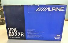 Processore amplificato Alpine VPA 222R