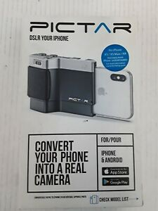 NEW Pictar DSLR your Iphone ~ XS/XS Max/XR and More ~ MW PT-ONE BS 43