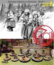 WWII German Infantry In Smocks-wi Von Caesar Miniatures 1 72