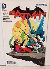 BATMAN #40 NEW 52 VF