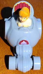 KFC Toy Wreck It Ralph 2 Ralph Breaks the Internet Cinderella Racer Car