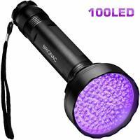 flashlight, 100 LED 395nm Wavelength for Pet (Cat/Dog) Urine Dete