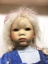 Nrfb New German Artist Annette Himstedt Becki Doll
