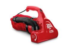 Ultra Bagged Handheld Vacuum Pet Hair Dirt Red Tool Clean Stairs Floor Hose Vac
