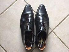 Dr Martens Made in England Black Winklepicker Style Shoe Vintage Size 8