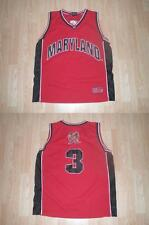 Men's Maryland Terps (*) XL Colosseum Athletics Basketball Jersey