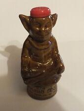 Cornish Mead Miniature Liquor Decanter  : Empty