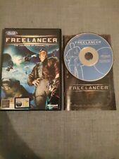 Freelancer - PC CD-ROM  - Microsoft, Free Lancer - Rare - Disc Mint Condition!