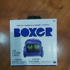 jouet robot BOXER interactif neuf bleu