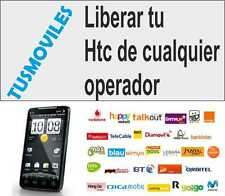LIBERAR CUALQUIER HTC EXPLORER ONE X HD2 WILDFIRE S SENSATION CHACHACHA Touch HD