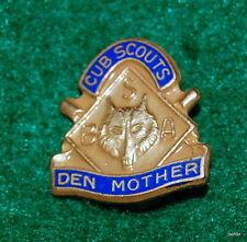 VINTAGE BOY SCOUT -  DEN MOTHER'S PIN