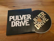 CD Metal Pulver Drive - Same/Untitled EP (4 Song) PRIVATE PRESS cb