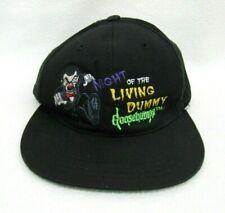 Vtg Goosebumps Night Of the Living Dummy Hat Cap