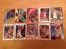 Lovely Job Lot Of Reggie Miller NBA Basketball Trading Cards