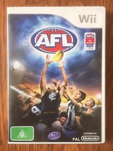AFL (Nintendo Wii) PAL