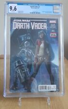 Star Wars Darth Vader #3 CGC 9.6 1st app of Doctor Aphra No Reserve 0.99p start