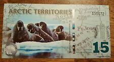 Arctic Territories, $15, 2011, Polymer, Unc Walrus