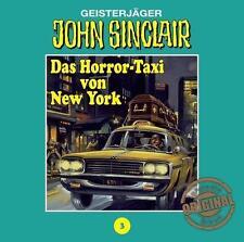 John Sinclair Tonstudio Braun 03 Das Horror-Taxi von New York (2015, Hörspiel)