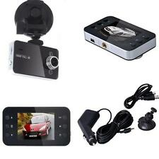 "1080P HD 2.7"" LCD Full Night Vision In Car DVR Vehicle Camera Video Recorder"