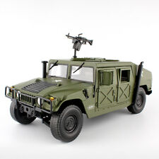 1:18 scale  Hummer Tactical Vehicle Military Armored Car Diecast Alloy