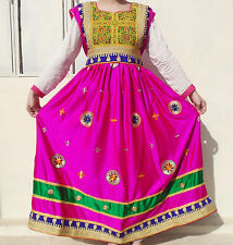 Kuchi Afghan Banjara Tribal Boho Hippie Style Brand New Ethnic Dress ND-194