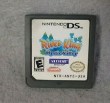 River King Mystic Valley for Nintendo DS DSi 2DS 3D Game Cart Only