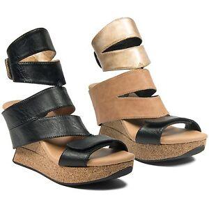 Karma by Modzori -Reversible Women' Shoe-Comfort and Fashion- High Wedge Sandal