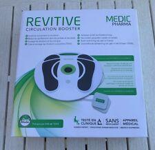 Revitive Medic - Convient aux personnes souffrant de problèmes de jambes