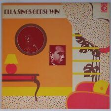 ELLA FITZGERALD: Sings Gershwin METRO Mgm UK Import NEAR MINT Vinyl LP