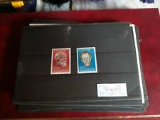 timbre suisse europa ** neuf n 1223/4  1985