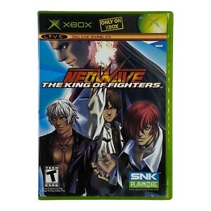 Neowave The King of Fighters-SNK Playmore (Microsoft Xbox, 2006)  Complete CIB