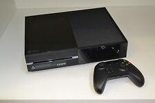 Microsoft Xbox One 500 GB Console Black Very Good 9Q