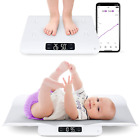 Baby Scale Bluetooth Connected Device Toddler Scale Pet Scale and Infant Scale