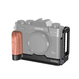 SmallRig L Plate Half Cage for Fujifilm X-T20 & X-T30 Camera with Arca Standard