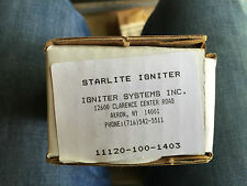 Starlite Hot Surface Igniter Assembly Part Number -11120-100-1403 Free Shipping!