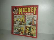 MICKEY POCHE MENSUEL n° 49  WALT DISNEY 1978