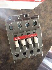 ABB Contactor A26-30-10 220-230V 50Hz / 230-240V 60Hz 3-Pole 45A Aussie Stock