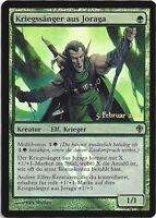 TCG 110 MtG Magic the Gathering Kriegssänger aus Joraga /Joraga Warcraller Promo