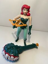 Poison Ivy Batman The Animated Series Vintage Action Figure Rare DC Kenner