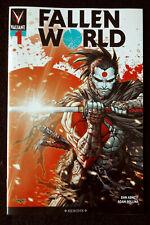 Fallen World #1 ECCC Valiant Comics Retailer Exclusive Ashcan Edition